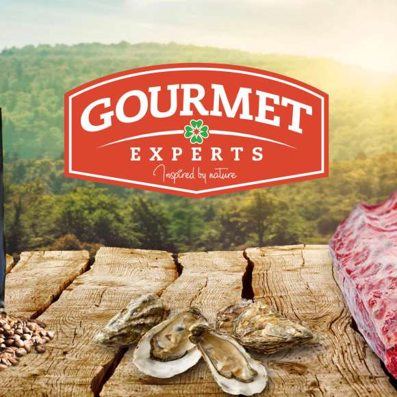 Rockmedia Werbeagentur Gourmet Experts Corporate Design
