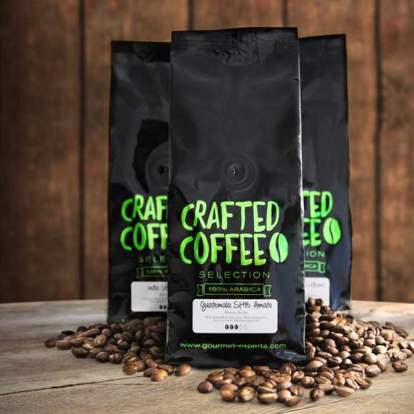 Rockmedia Werbeagentur - Crafted Coffee Corporate Identity